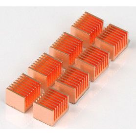 Vizo CPS12 copper heatsink for chipset or memory chips