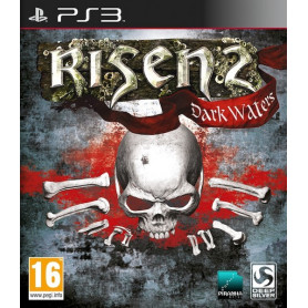 Ps3 Risen 2 Dark Waters Pre owned
