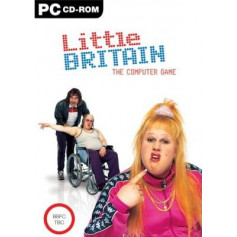 Pc Little Britain The Video Game