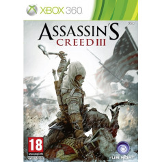 Xbox 360 Assassins Creed 3 Pre owned
