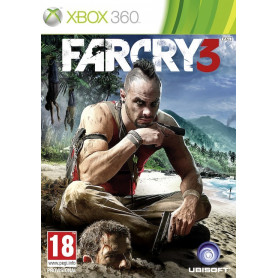 Xbox 360 Farcry 3 Pre owned