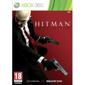 Xbox 360 Hitman Absolution Pre owned