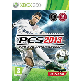 Xbox 360 Pro Evolution Soccer 2013 Pre owned