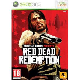 Xbox 360 Red Dead Redemption GOTY Pre owned