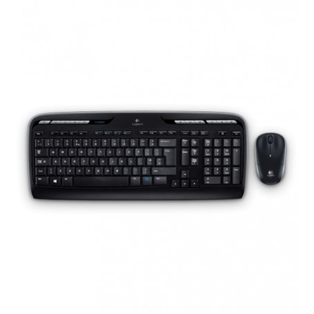Logitech Wireless MK330 Combo