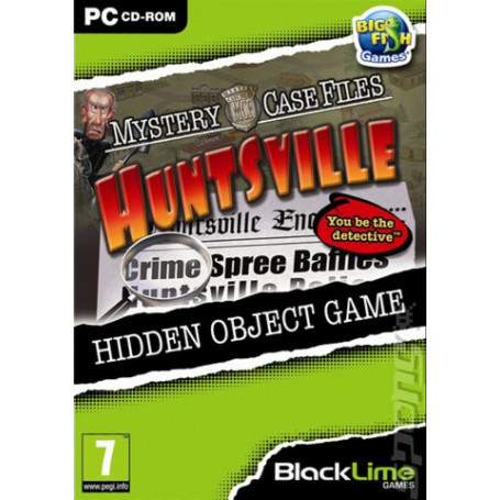 Mystery Case Files : Huntsville