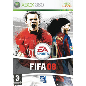 X Fifa 08 Pre Owned