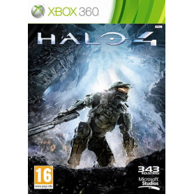 X Halo 4 Pre Owned