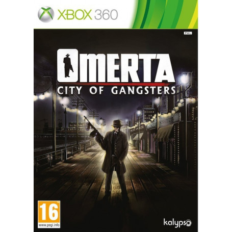 X Omerta City Of Gangsters