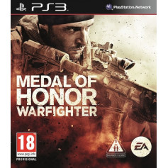 Ps3 Medal Of Honour Warfighter Ltd Pre Owned