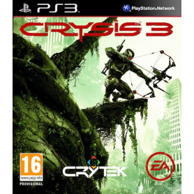 Ps3 Crysis 3 Pre-Owned