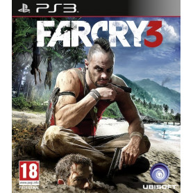 Ps3 Farcry 3 Pre Owned