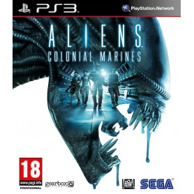 Ps3 Aliens Colonial Marines Pre Owned