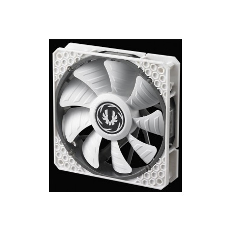 Bitfenix Spectre 140mm All White with Blue LED Fan
