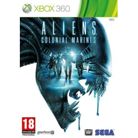 Xbox 360 Aliens Colonial Marines Pre Owned