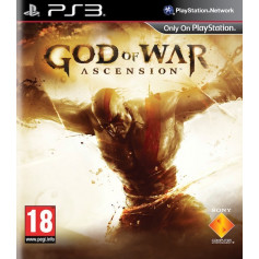 Ps3 God Of War Ascension Pre Owned