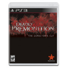 Ps3 Deadly Premonition Directors Cut