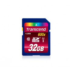 Transcend 32GB UHS-I Only Class 10 SD Card