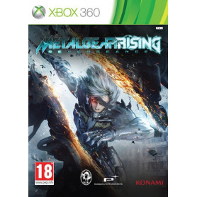 Xbox 360 Metal Gear Rising Revengeance Pre Owned