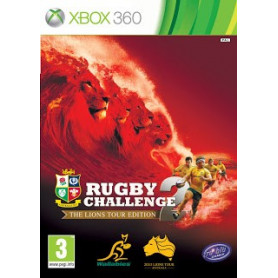 Xbox 360 Rugby Challenge 2 Pre Owned