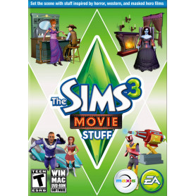 The Sims 3 Movie Stuff