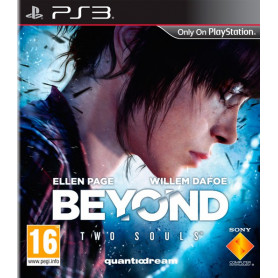 PS3 Beyond Two Souls Pre Owned
