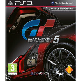 PS3 Gran Turismo 5 Pre Owned