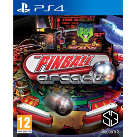 PS4 The Pinball Arcade