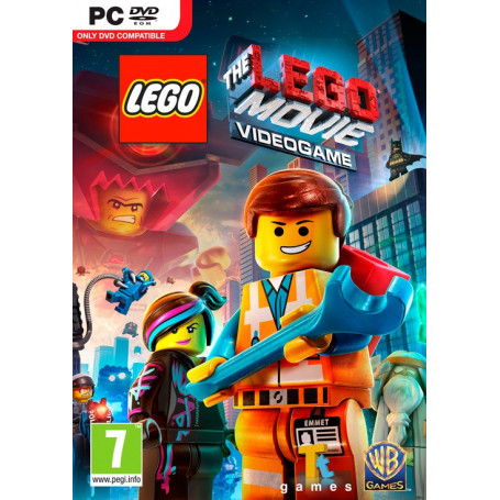 Lego: The Movie Video Game
