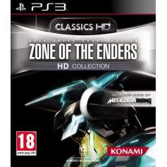 Ps3 Zone Of The Enders Hd Collection
