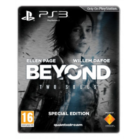Ps3 Beyond: Two Souls Special Edition