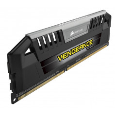 Corsair CMY64GX3M8A1866C9 VengeancePro Silver accent 8Gb ddr3-1866 x 8 Desktop Memory kit