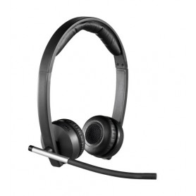 Logitech H820E Stereo Wireless headset