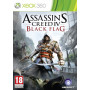 Xbox 360 Assassins Creed Black Flag Pre Owned