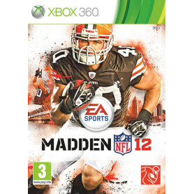 Xbox 360 Madden 12 Pre Owned