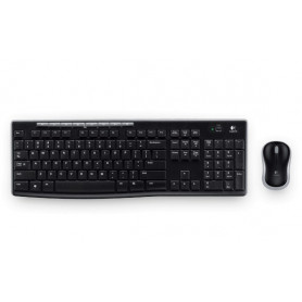 Logitech mk270 K270 keyboard and M185 mouse Combo