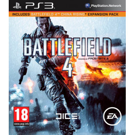 Ps3 Battlefield 4 Pre Owned