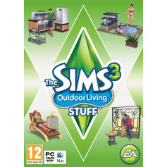 Sims 3 Outdoor Living Stuff