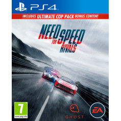 Ps4 Need For Speed Rivals Pre Owned