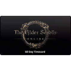 Elder Scrolls Online 60 day Game Time
