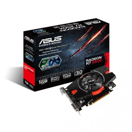 Asus AMD R7 250X 1GB Graphics Card