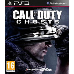 Ps3 Call Of Duty Ghost Pre Owned