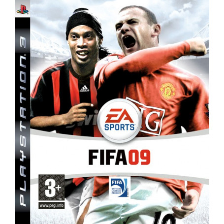 Ps3 Fifa 09 Pre Owned