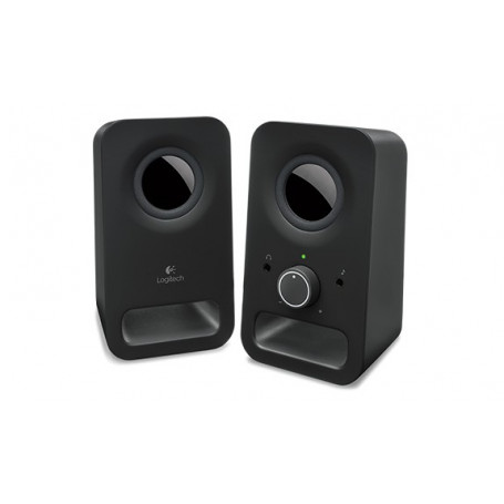 Logitech 980-000814 Z150 Black 2.0 channel Speakers