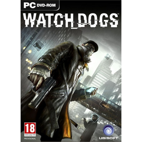 PC Watch Dogs