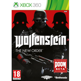 X360 Wolfenstein : The New Order