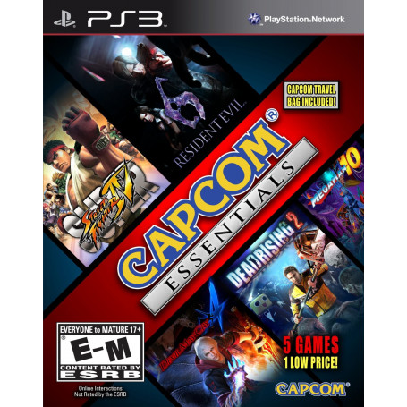 Ps3 Capcom Essentials