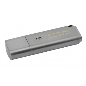 Kingston Datatraveler Locker Plus G3 USB 3.0 8GB Flash Drive
