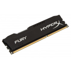 Kingston hyper-x Fury with blacK heatsink 4Gb ddr3-1866 Desktop memory Module