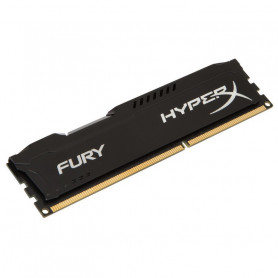 Kingston hyper-x Fury with blacK heatsink 8Gb ddr3-1866 Desktop Memory Module